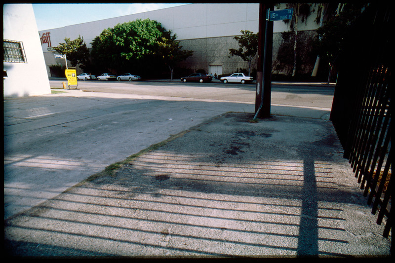 East 15th Street between Compton Avenue and Hooper Avenue (near the Alameda corridor), Los Angeles, 2003