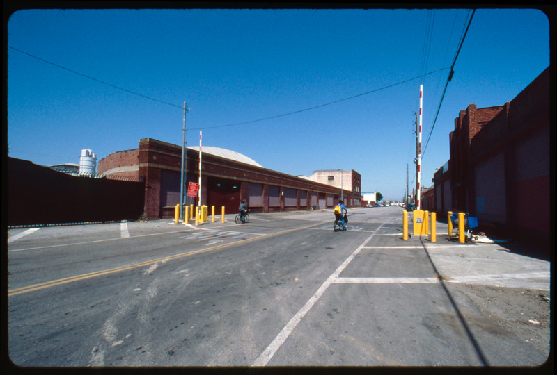 Commercial and industrial sites, Los Angeles, 2005.