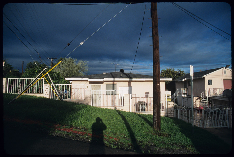 Residential buildings along Soto Street and Lancaster and Zonal avenues, Los Angeles, 2005