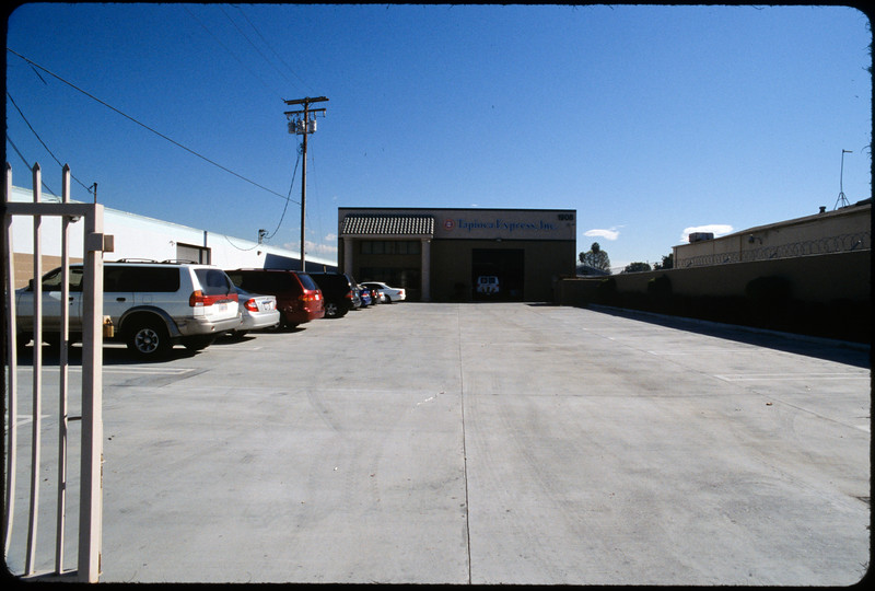 Industrial, commercial and residential buildings on Central Avenue from Rush Street to Alpaca, South El Monte, 2005