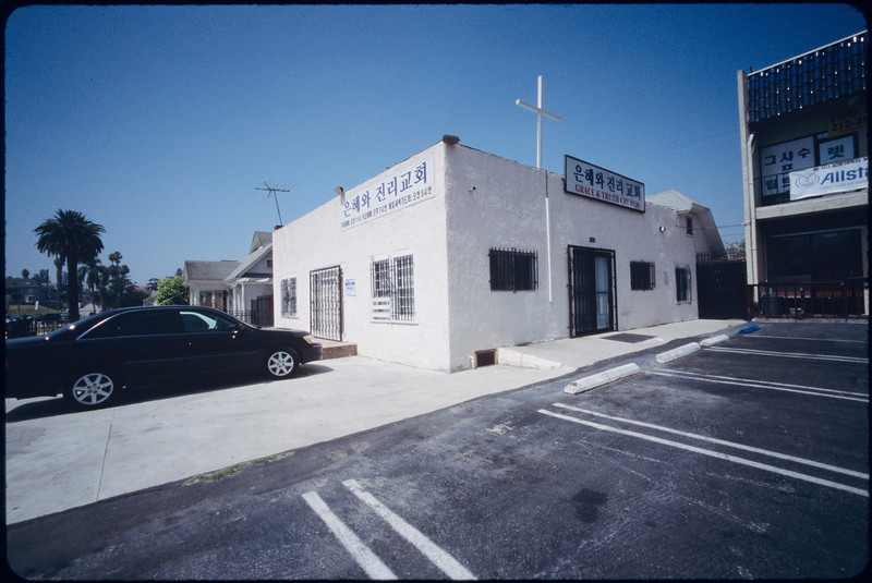 Grace and Truth Church [Korean], Los Angeles, 2005