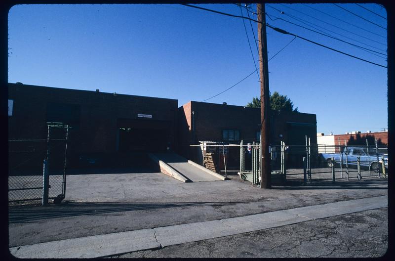 Industrial buildings in Sheila Street, Commerce, 2005