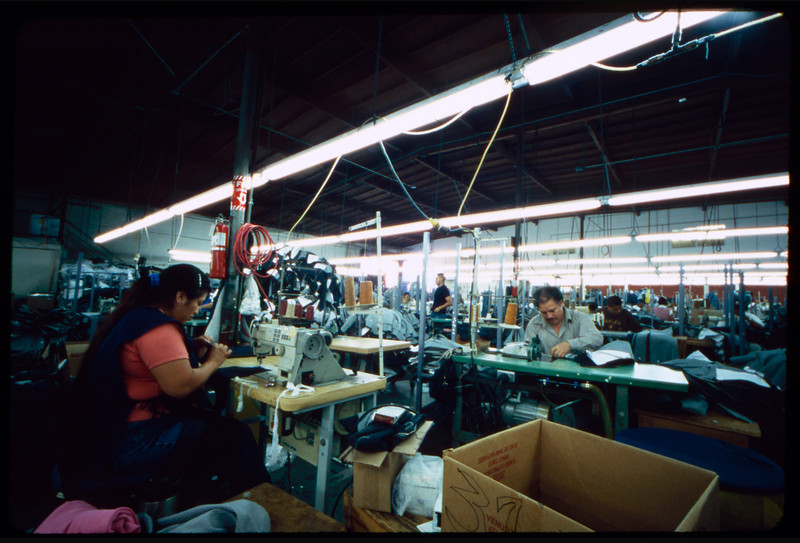 Jeantex, Inc., Los Angeles, 2005