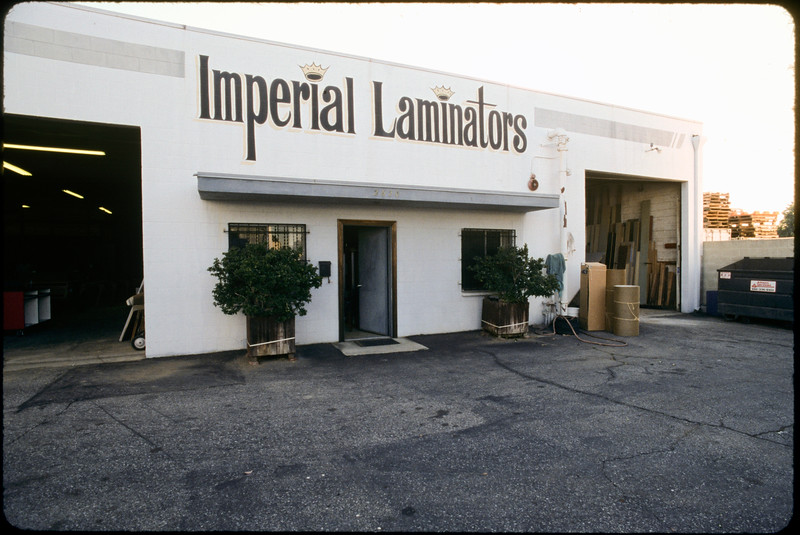 Imperial Laminators and V L Fashion, South El Monte, 2005