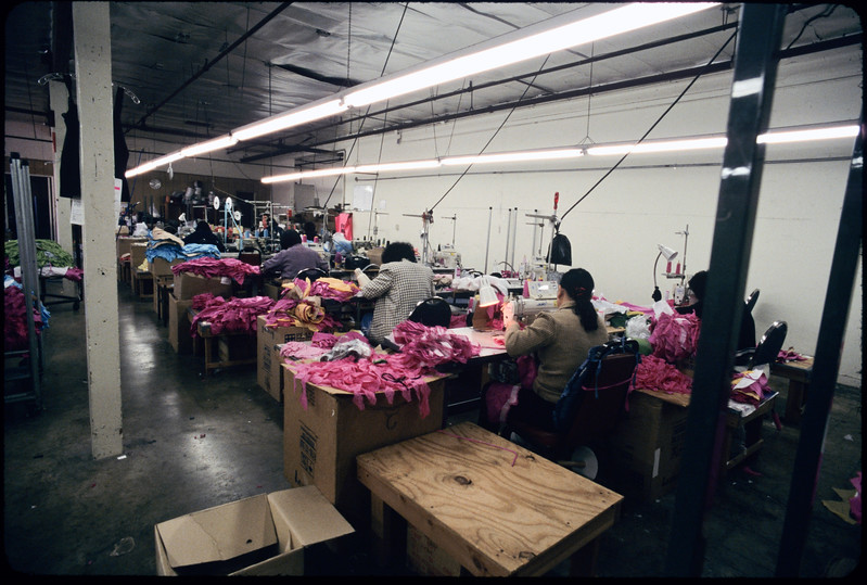 Cutie Clothing, South El Monte, 2005