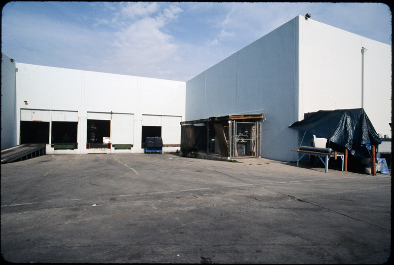 Icredco sites in Playa Vista, Los Angeles, 2005