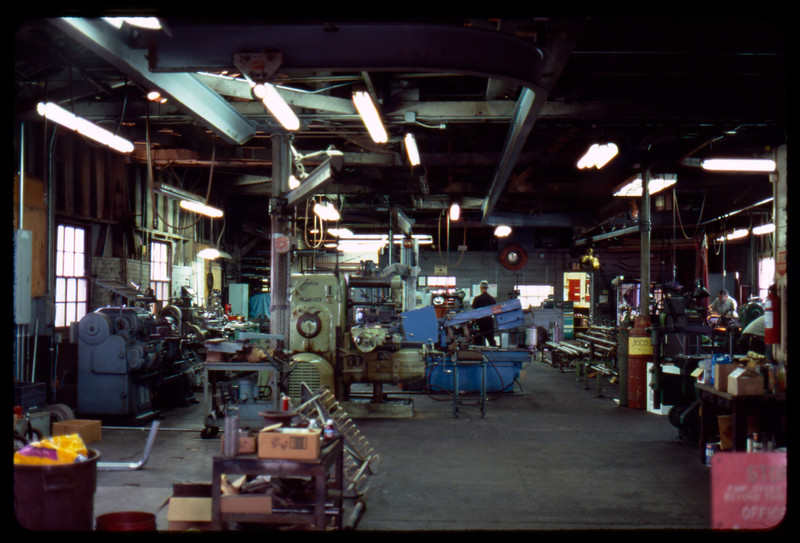 Wilmington Iron Works, Wilmington, 2005