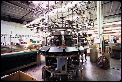 Wolfson Knitting Mills, Inc., Los Angeles, 2005