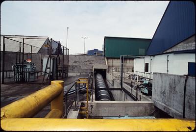 Bulk shipping at Metropolitan Stevedore Company, Long Beach, 2005
