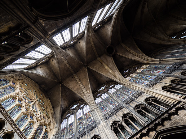 metz, cathedral