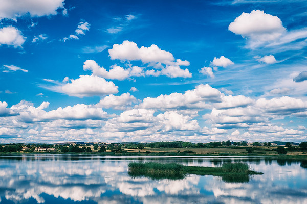 lake, france