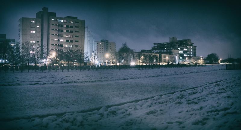 winterly night