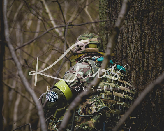 Worthing Airsoft Skirmish - 01/04/18 (Easter)