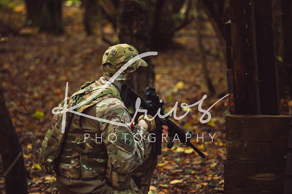 Worthing Airsoft Skirmish - 10/11/2019