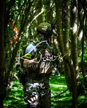 Worthing Airsoft Skirmish - 13/05/18