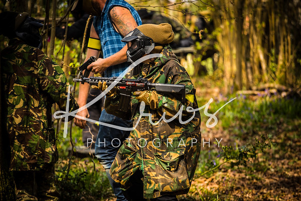 Worthing Airsoft Skirmish - 14th April 2019