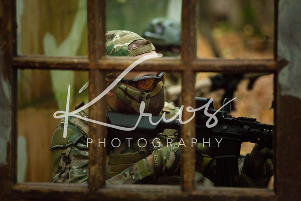 Worthing Airsoft Skirmish - 14/10/18