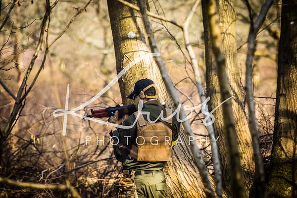 Worthing Airsoft Skirmish - 17/02/2019