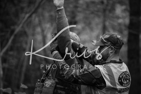 Krios - Worthing Airsoft Skirmish - 23/06/2019