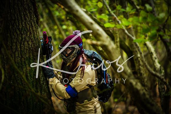 Worthing Airsoft Skirmish - 28/10/18