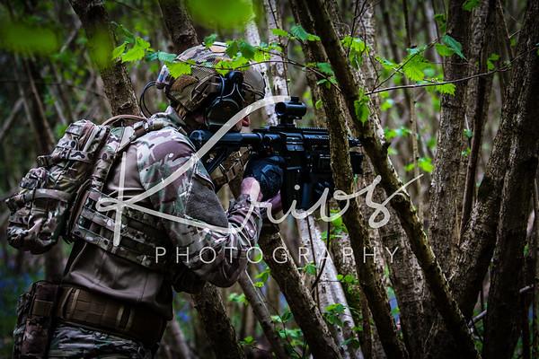 Worthing Airsoft Skirmish 29/04/18