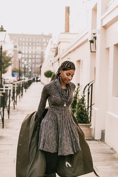 Jenay Naima - London 2018