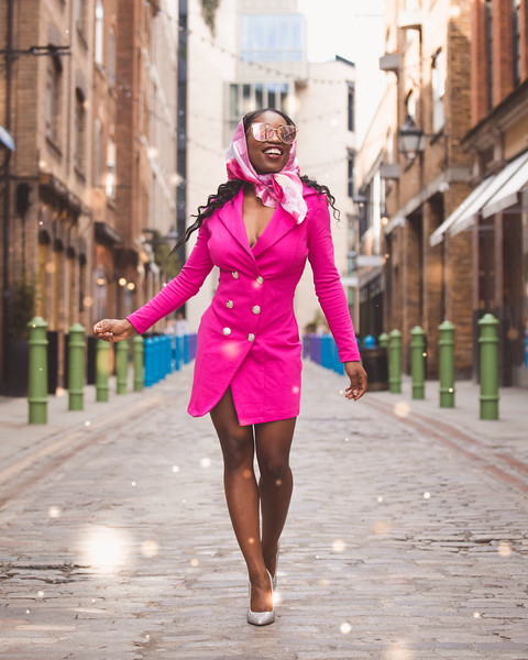 Shante James - London 2019