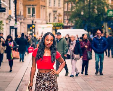 Shante James - London 2018