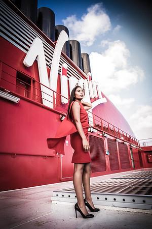 Tracy-Lee Hector - Virgin Voyages 2020
