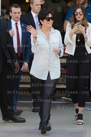 Kardashian's Mom, Kris Jenner