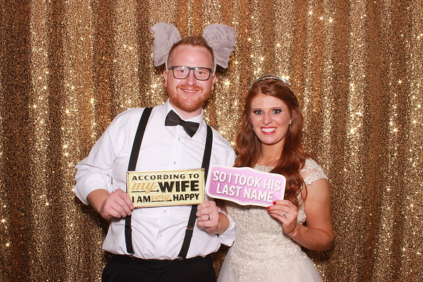 Kristen & Greg's Wedding pics