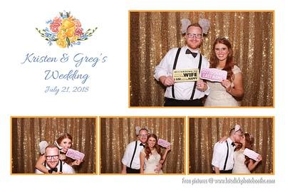 Kristen & Greg's Wedding
