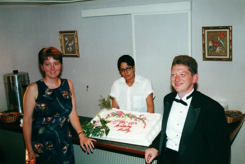 2000 Betty's 40th