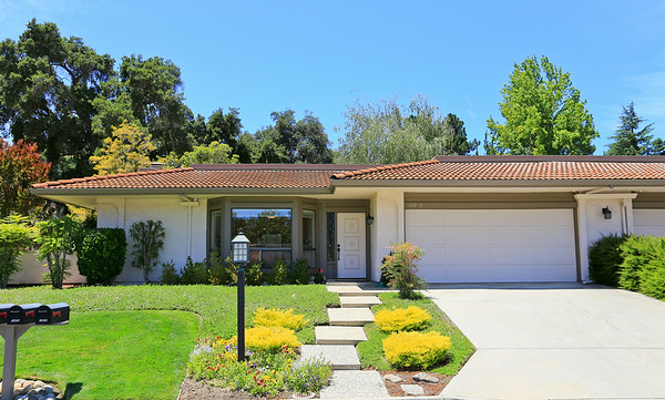 10883 Canyon Vista Dr in Cupertino