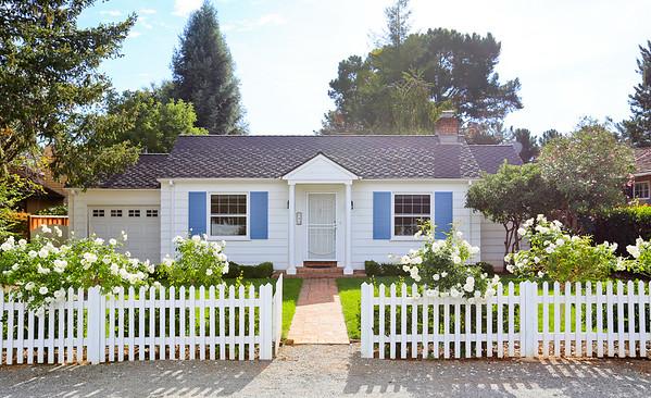 343 Bellevue Court in Los Altos