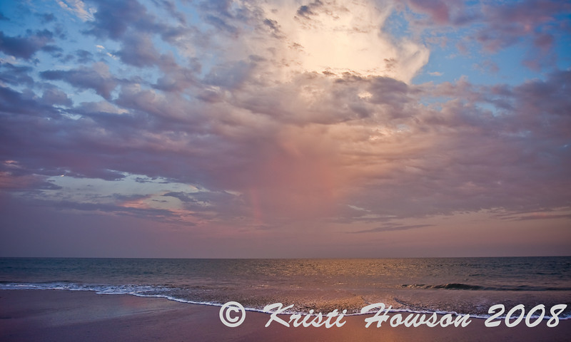 Moonlit<br /> Goleta Beach