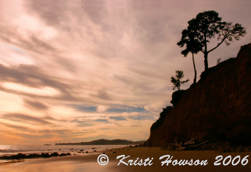 Clouds In My Eyes<br /> Butterfly Beach