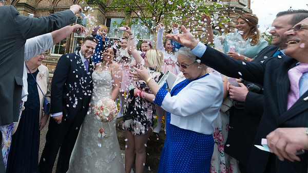 Kristiana & Tony's Lichfield Wedding