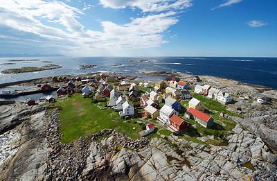 Kristiansund - Grip Island