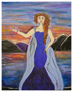 Lady of the Lake - by Kristie Campbell, 2013