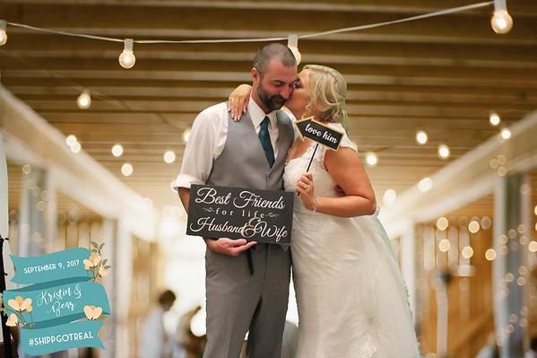 Kristin and Bear Shipp Wedding