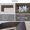 Framed Guild Canvas in Mocha 18x12-1