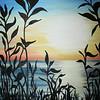 Sunrise - Oil Painting