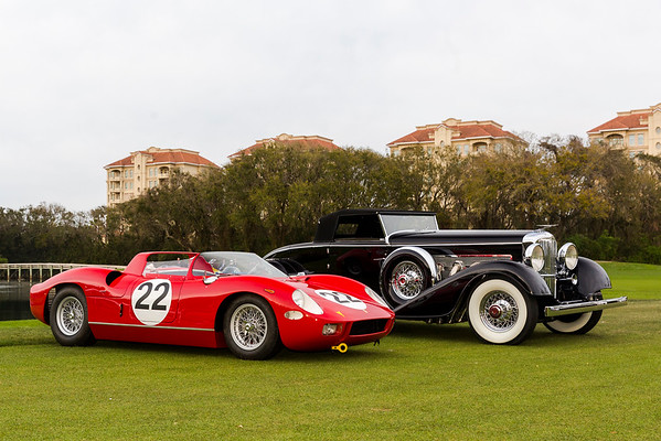 The 23rd annual Amelia Island Concours d'elegance