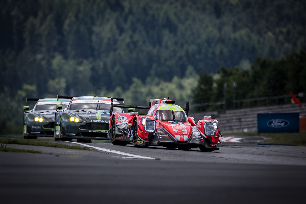 FIA WEC 2017 - 6 Hours of the Nürburgring