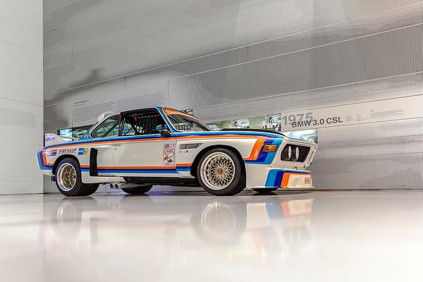 BMW Museum Munich