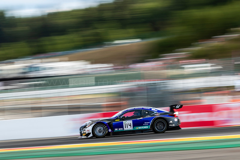 Total 24 Hours of Spa 2018