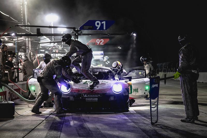 FIA World Endurance Championship 2018/2019 - 1000 Miles of Sebring