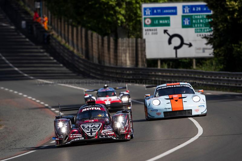 Les 24 Heures du Mans 2018
