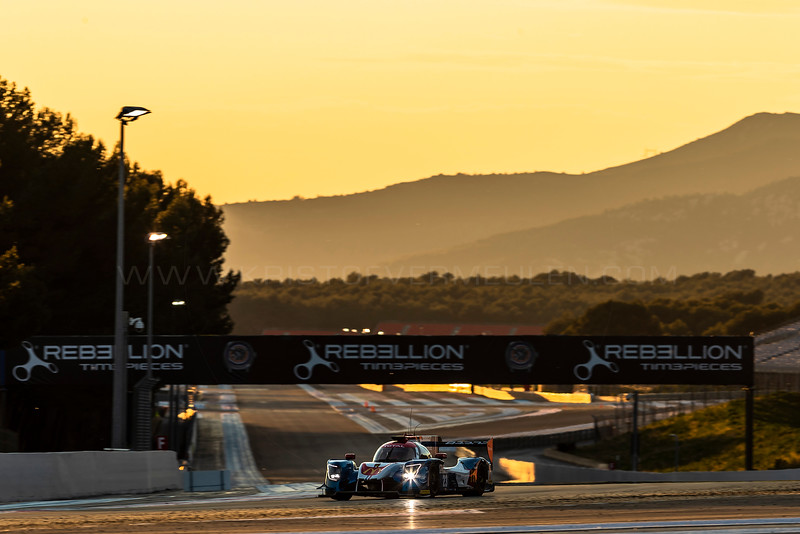 European Le Mans Series 2019 - Official Test